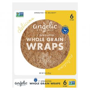 Angelic Bakehouse Sprouted Mash 7 Grain Wrap