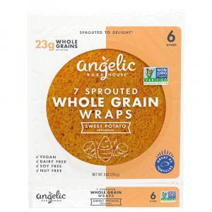 Angelic Bakehouse Sprouted 7 Grain Sweet Potato Wrap