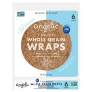 Angelic Sprouted 7 Grain Reduced Sodium Wrap