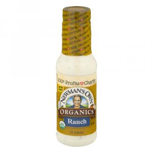 Newman's Own Organics Ranch Dressing