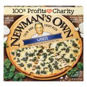Newman's Own White Pizza