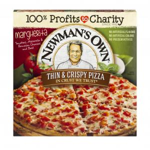 Newman's Own Margherita Pizza