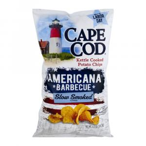 Cape Cod Slow Smoked Bbq Chips