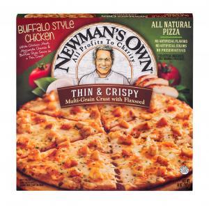 Newman's Own Thin & Crispy Buffalo Style Chicken Pizza