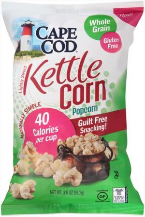 Cape Cod Kettle Corn