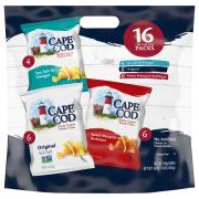 Cape Cod Kettle Cooked Potato Chips Variety Pack