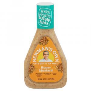 Newman's Own Light Honey Mustard Dressing