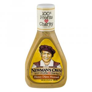 Newman's Own Honey Dijon Mustard Salad Dressing