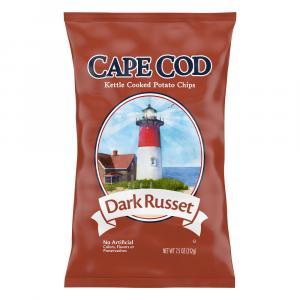 Cape Cod Potato Chips Dark Russet