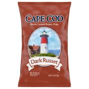 Cape Cod Potato Chips Dark Russet