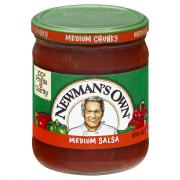 Newman's Own Medium Salsa