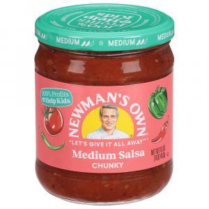 Newman's Own Medium Salsa