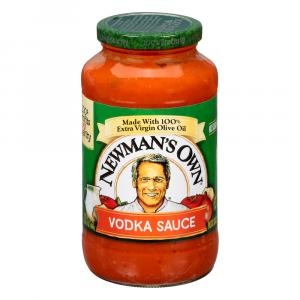 Newman's Own Vodka Pasta Sauce