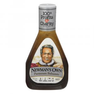 Newman's Own Parmesan Balsamic Salad Dressing
