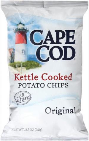 Cape Cod Kettle Original Chips