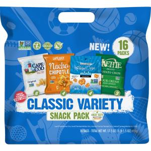 Snyder & Lance Classic Variety Pack