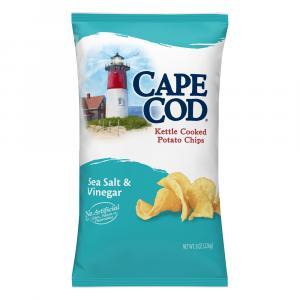 Cape Cod Potato Chips Sea Salt & Vinegar