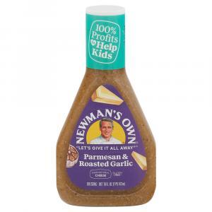 Newman's Own Parmesan & Garlic Dressing