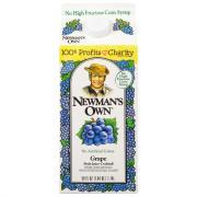Newman's Own Gorilla Grape Fruit Juice Cocktail