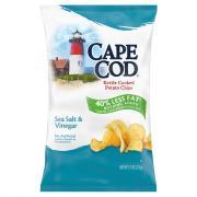 Cape Cod Potato Chips Reduced Fat Salt & Vinegar