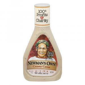 Newman's Own Creamy Caeser Dressing