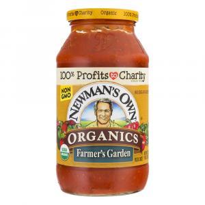 Newman's Own Organics Farmer's Garden Sauce
