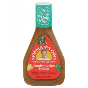 Newman's Own Family Recipe Italian Dressing