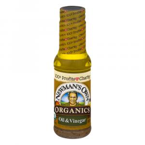 Newman's Own Organics Olive Oil & Vinegar Dressing