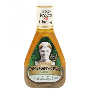 Newman's Own Caesar Salad Dressing