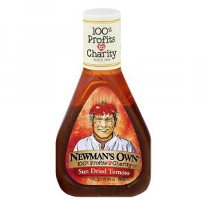 Newman's Own Light Sun Dried Tomato Dressing