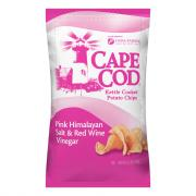 Cape Cod Potato Chips Pink Himalayan Salt & Red Wine Vinegar