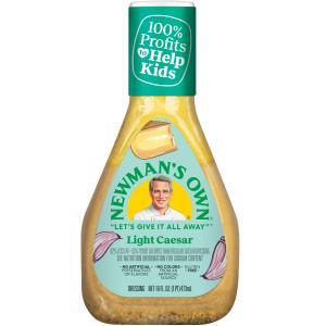 Newman's Own Light Caesar Dressing
