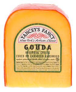 Yancey's Fancy Gouda Cheese Wedge