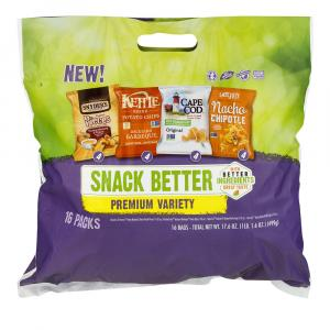 Snyder Lance Snack Better Premium Variety Pack