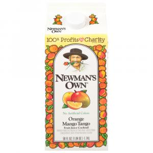 Newman's Own Orange Mango Tango