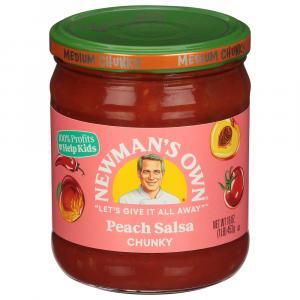 Newman's Own Peach Salsa