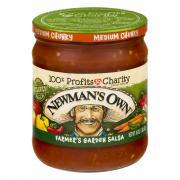 Newman's Own Garden Salsa