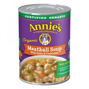 Annie's Organic Meatball Pasta Veggie Soup