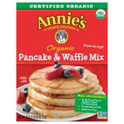 Annie's Organic Pancake and Waffle Mix