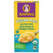 Annie's Organic Vegan Elbow and Creamy Sauce Mac and Cheese