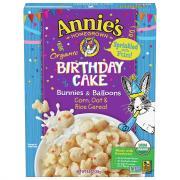 Annie's Organic Birthday Cake Cereal