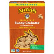 Annie's Snicker Doodle Cinnamon Sugar Gluten Free Cookie