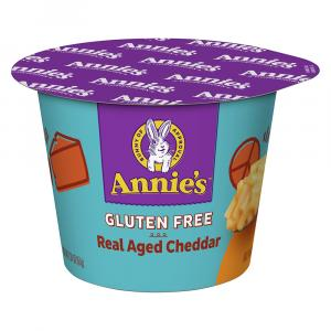 Annie's Rice Pasta & Cheddar Macaroni and Cheese