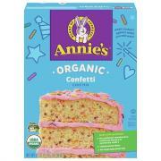 Annie's Organic Confetti Cake Mix