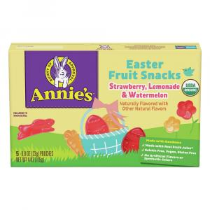 Annie's Organic Easter Fruit Snacks