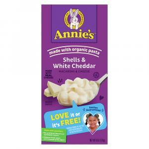 Annie's Shells & White Cheddar