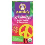 Annie's Homegrown Organic Peace Pasta & Parmesan