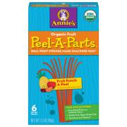 Annie's Organic Peel-A-Parts Fruit Punch