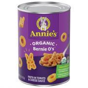 Annie's Organic Bernie-O's Pasta & Cheese Sauce