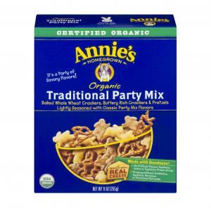 Annie's Organic Traditional Snack Mix